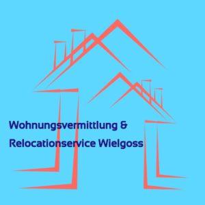 Logo Wohnungsvermittlung und Relocationservice Wielgoss, Die Unterstützer für Ihren Umzug