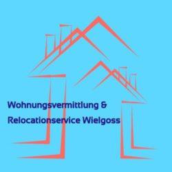 Logo Wohnungsvermittlung und Relocationservice Wielgoss